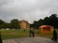 FIM-Gelände mit Schloß+Regenbogen