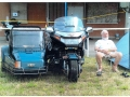 Harry und sein Goldwing-Gespann-001