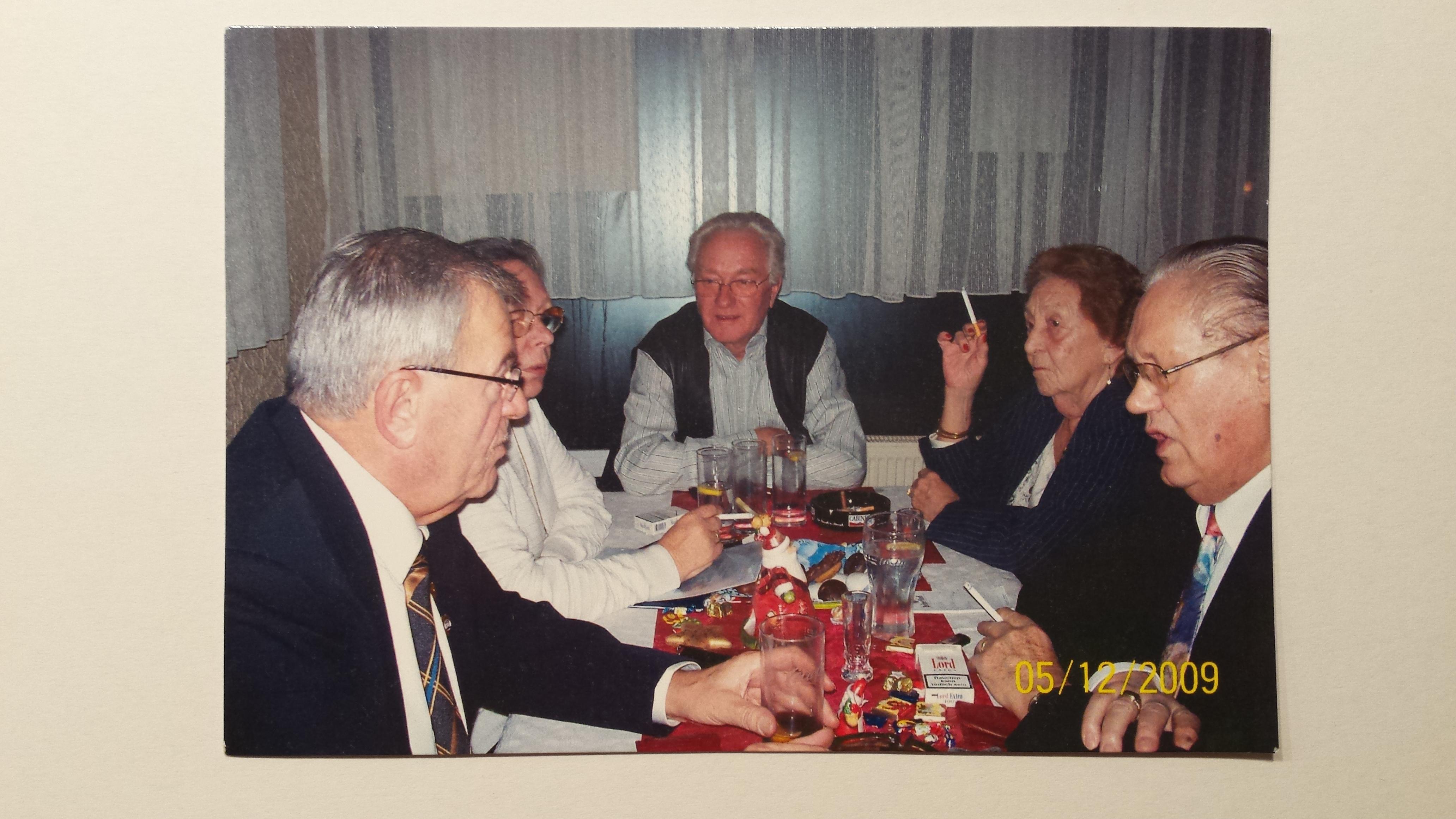 Erwin, Anna Margareta und Fred