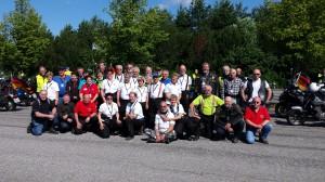 54 deutsche Teilnehmer