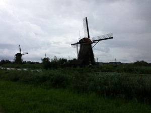 Rotterdam/Kinderdijk