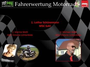 Motorrad Meisterschaft
