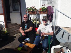 Micha & Harry Wohlert