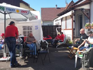 Himmelfahrtstreffen SMC Rot Weiss in Holzgerlingen