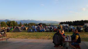 FIM Rally - Camp