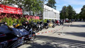 1. internationales Motorradtreffen